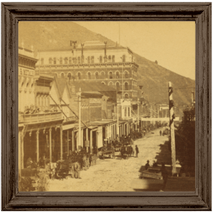 Delta Saloon History