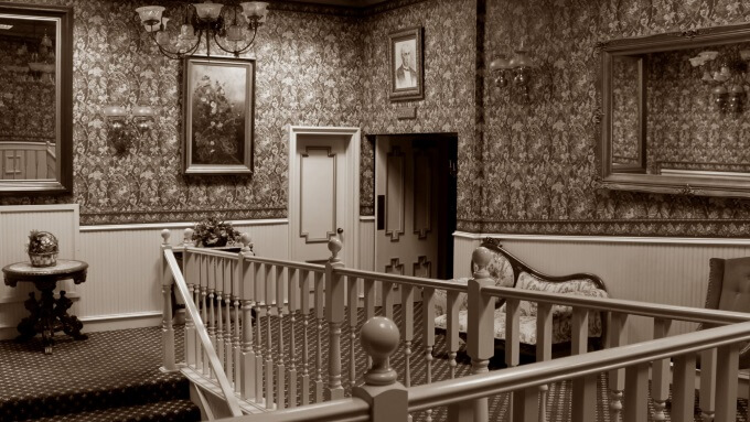 Historical Elegance at the Delta Saloon