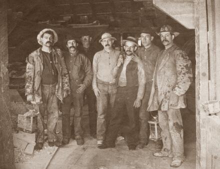 Virginia City Silver Mining