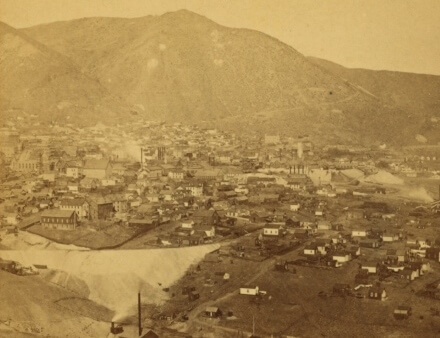 Virginia City 1800s