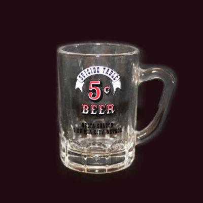 Delta Saloon 5c Beer Mug