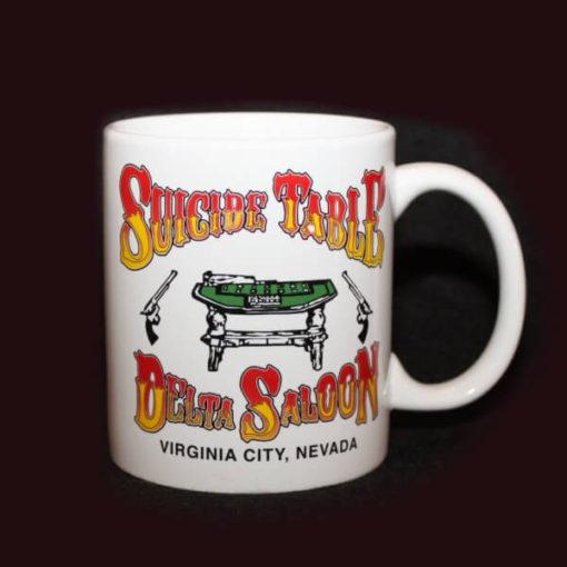 Delta Saloon Coffee Mug