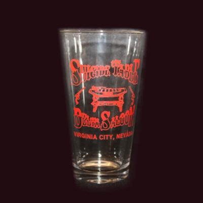 Delta Saloon Shot Glass